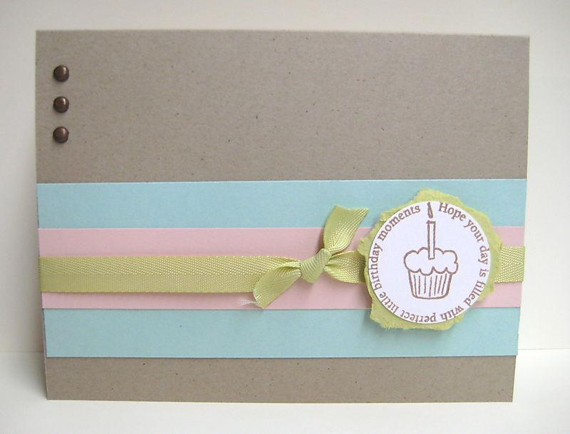Kraft Cupcake Bday