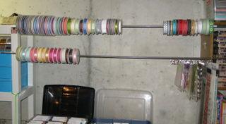 Ribbon holder 2