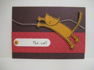 The cat atc