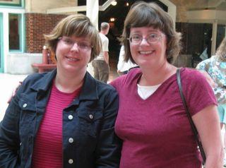 Staci & Me 2009
