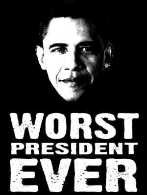 Worst pres