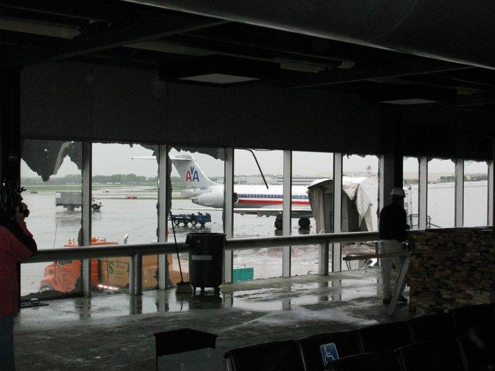Inside terminal 2